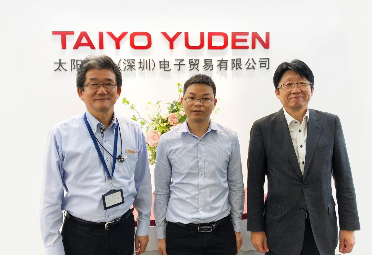 Taiyo Yuden代理证明