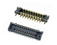 Panasonic A35UH系列板对FPC大电流堆叠式连接器